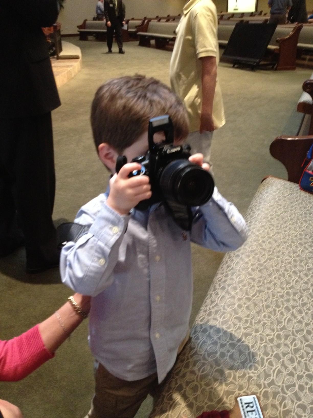 Drew photographer